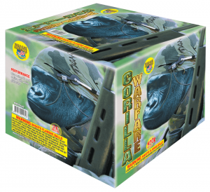 Gorilla Warfare$48.00